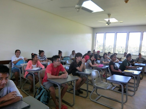 Summer Program for Students of Sophia University / Junior College Division at College of Micronesia