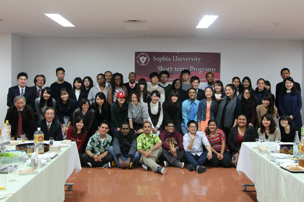 Pacific and West Indies Student's Presentation & Farewell Party