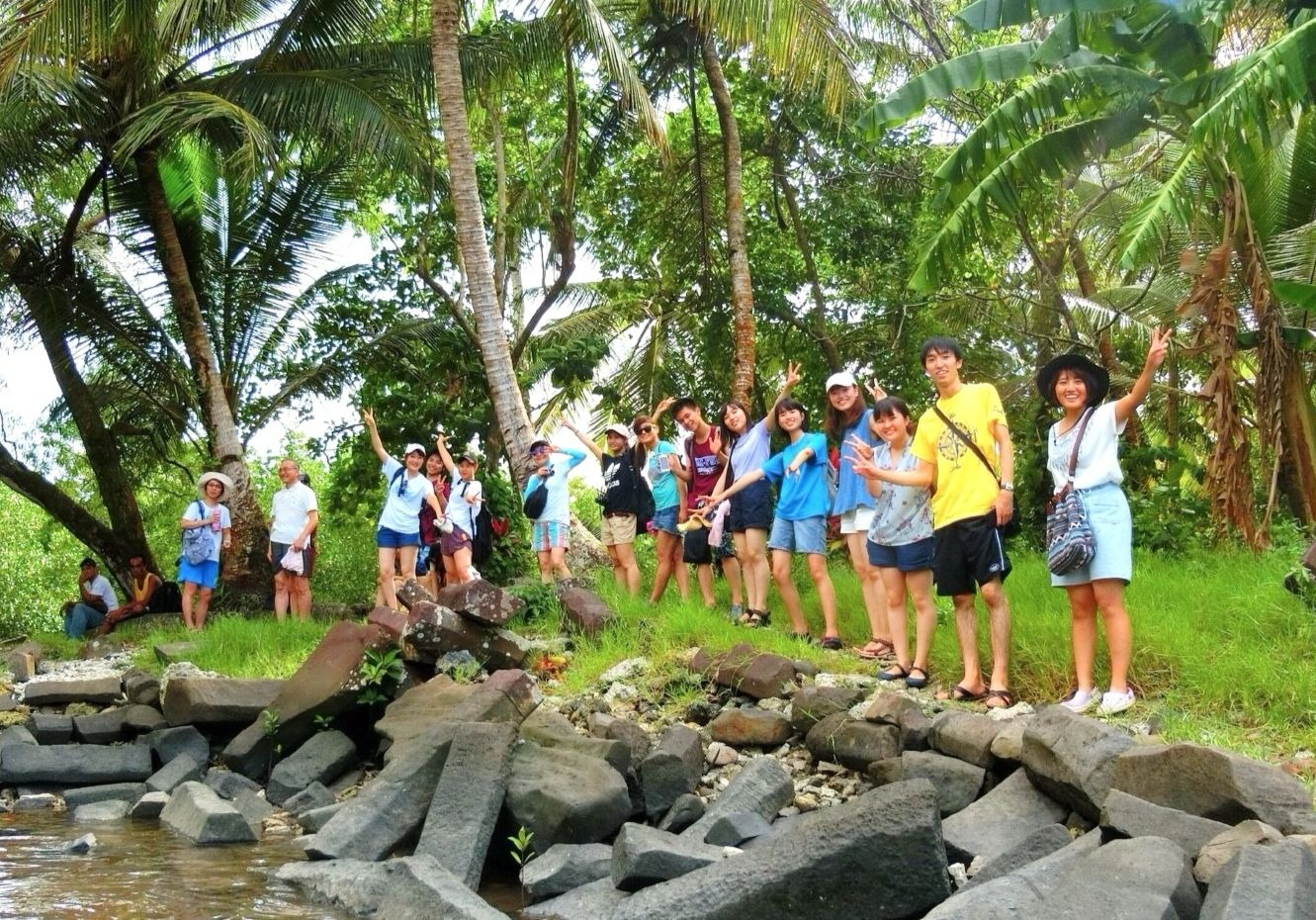 "Sophia University ""Micronesia Exposure Tour"""