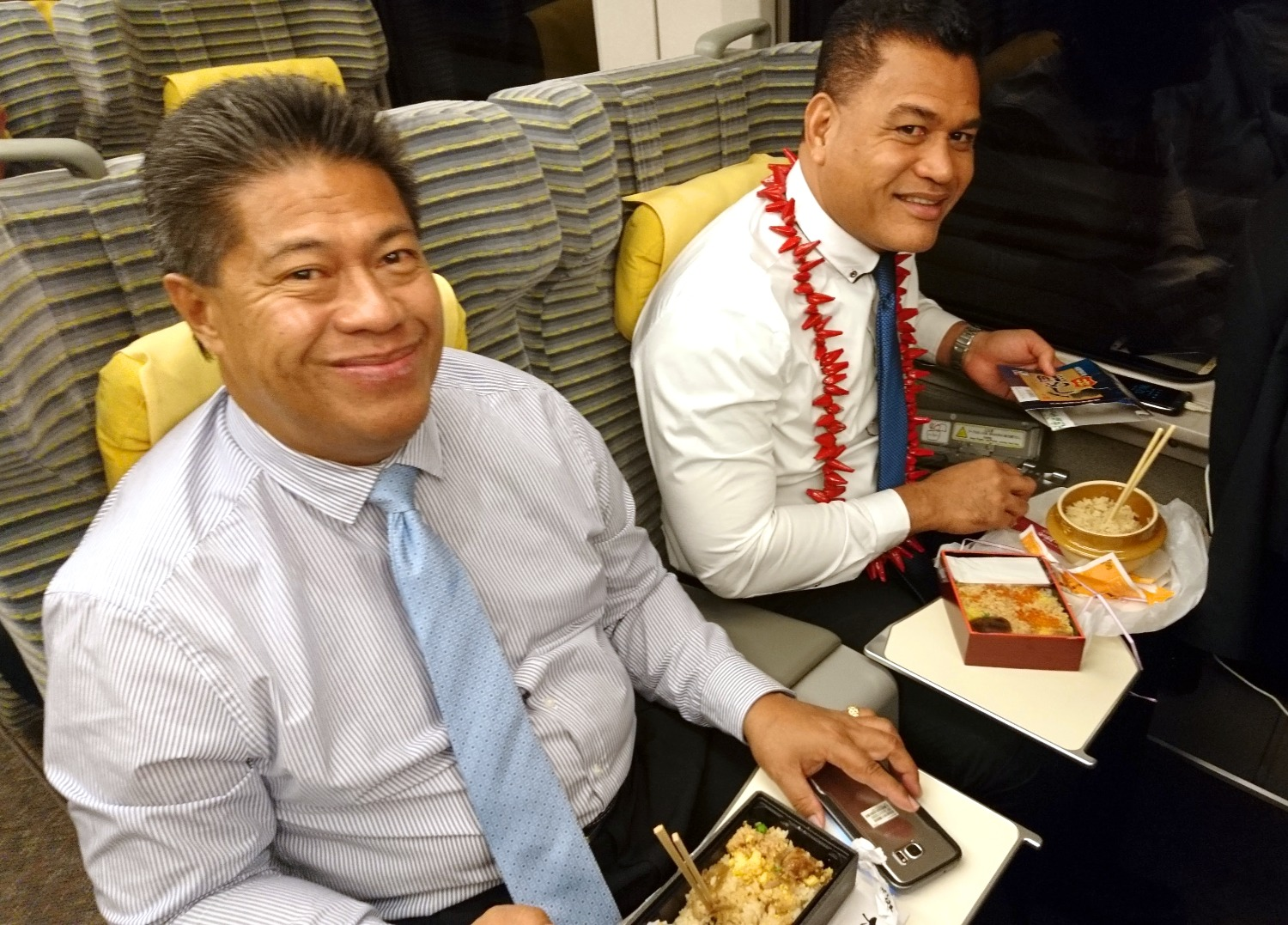 Pacific Islands Leader Invitation Program: Samoan Minister of Information and Communication Technology