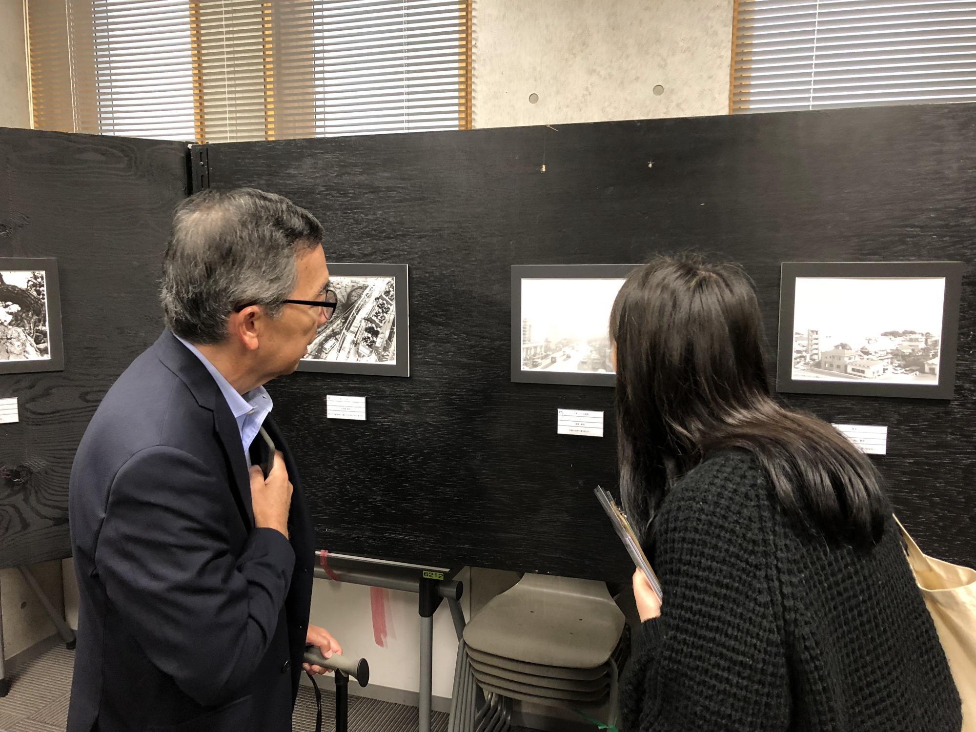 'Pacific Light' Photo Exhibit at Toyo University
