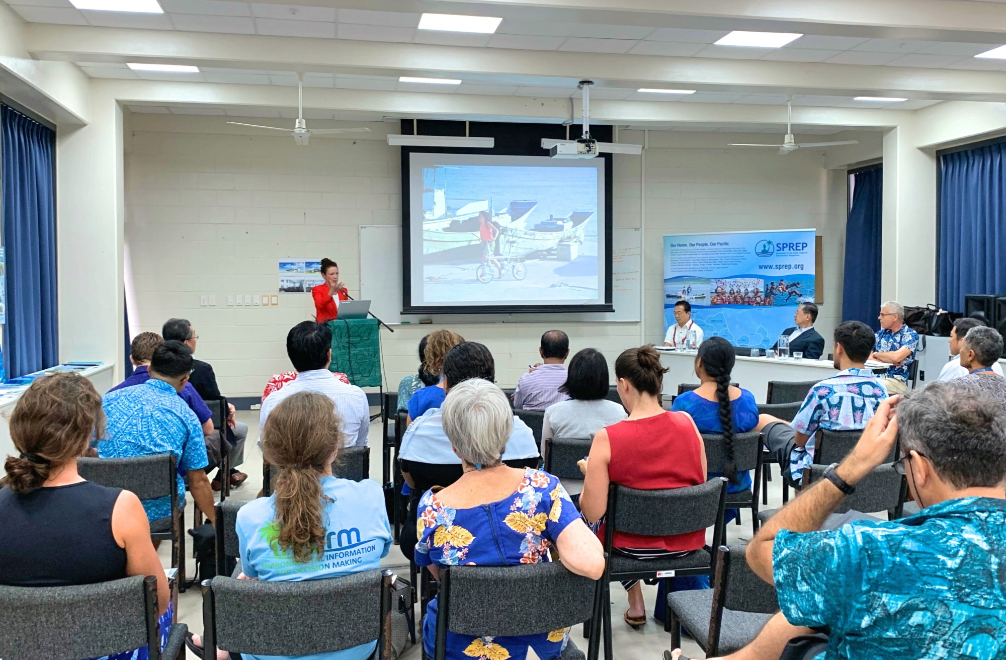 Pacific Environmental Seminar Held in Samoa