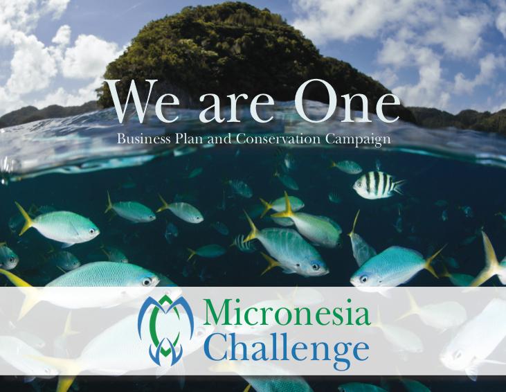 ミクロネシア‥チャレンジ