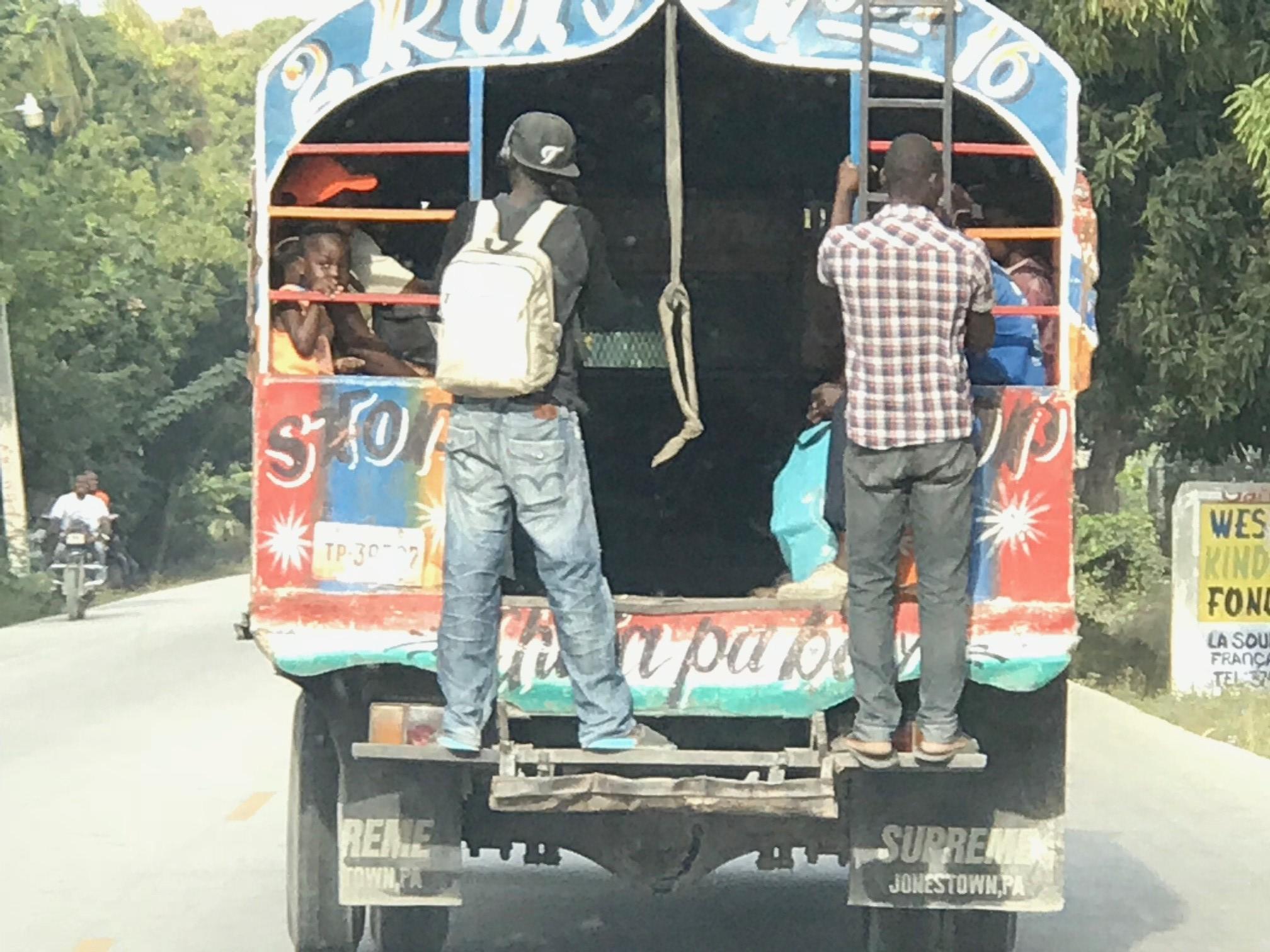 News from Haiti (part 2)