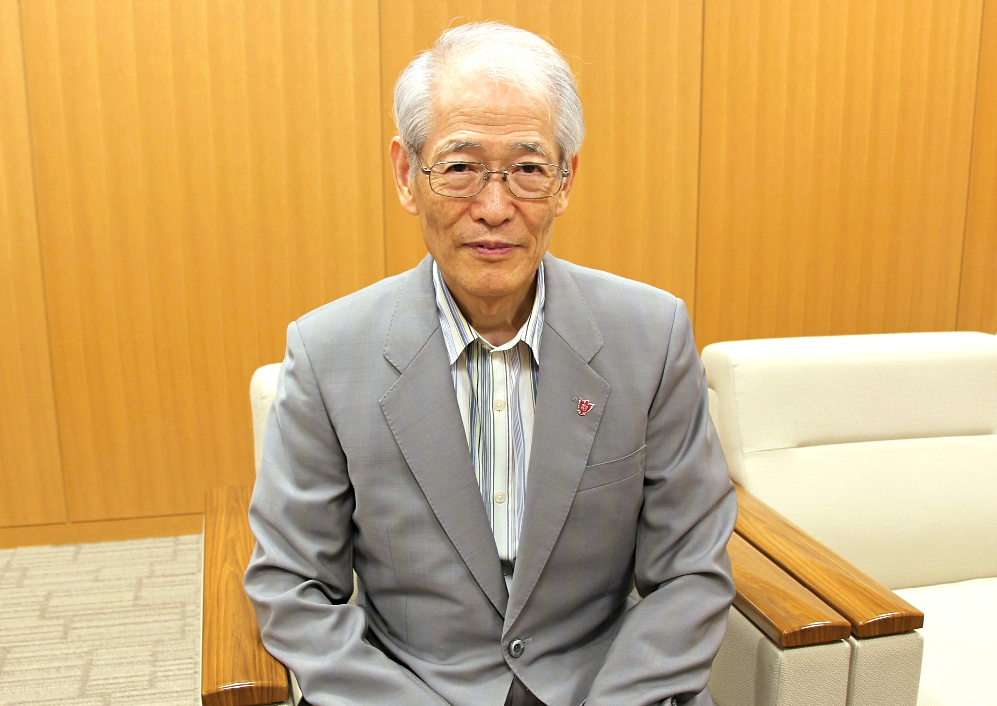 Interview: Sophia University Graduate School Chancellor Fr. Toshiaki Koso