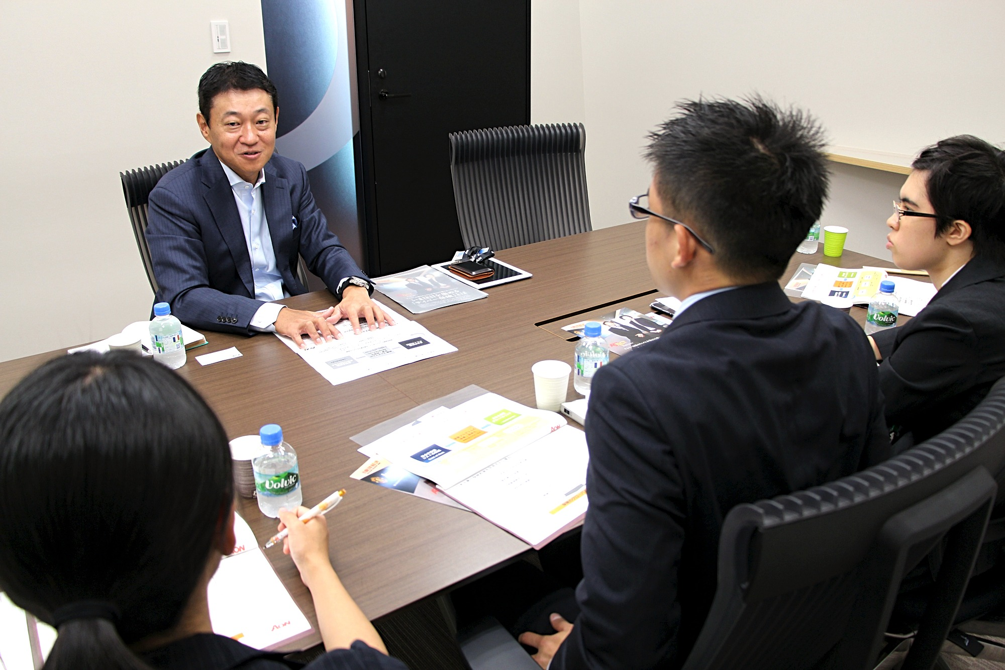 Interview: Mr. Yamamoto, President & CEO of Aon Japan Ltd.