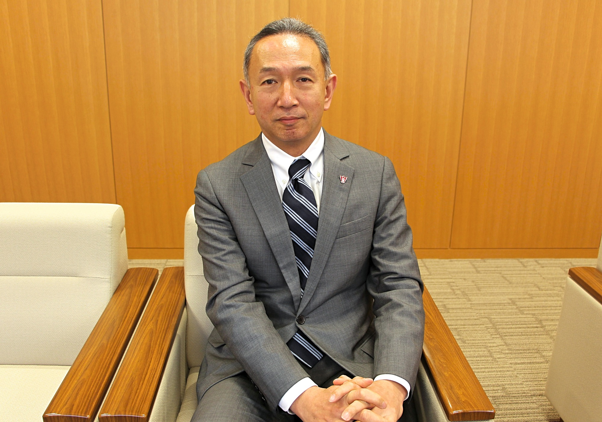 Interview: Sophia University President Mr. Yoshiaki Terumichi