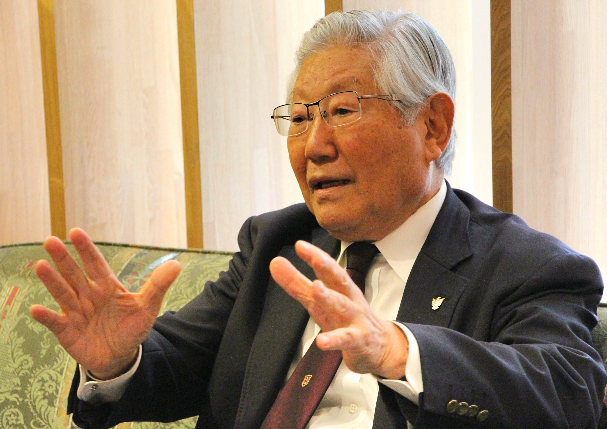 Interview: Yoshito Honda, APIC Trustee (Toshin International Corp. Honorary Chairman)